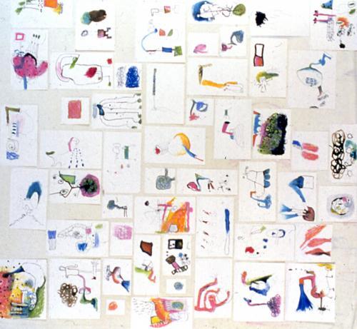 "<div class='artwork-listing'><span class='artwork-listing-artist'><a href=""/users/sonia-haberstich"" class=""active"">Sonia A Haberstich</a></span>, <span class='artwork-listing-title'><a href=""/portfolio/10008/sans-titre"">Sans titre</a></span>, <span class='artwork-listing-year'>2007</span>, <span class='artwork-listing-materials'>Papier, encre</span>, <span class='artwork-listing-dimensions'>6' x 10'</span></div>"