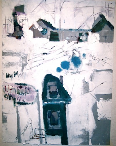 "<div class='artwork-listing'><span class='artwork-listing-artist'><a href=""/users/chuck-hitner"" class=""active"">Chuck Hitner</a></span>, <span class='artwork-listing-title'><a href=""/portfolio/10403/detroit-work-2"">detroit work 2</a></span>, <span class='artwork-listing-year'>2013</span>, <span class='artwork-listing-materials'>acrylic, fiber glass window screen</span></div>"