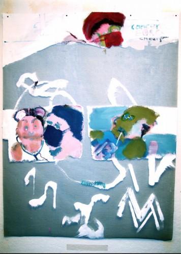 """<div class='artwork-listing'><span class='artwork-listing-artist'><a href=""""/users/chuck-hitner"""" class=""""active"""">Chuck Hitner</a></span>, <span class='artwork-listing-title'><a href=""""/portfolio/10403/euro-meds-3"""">euro meds 3</a></span>, <span class='artwork-listing-year'>2014</span>, <span class='artwork-listing-materials'>acryl. on fiber window screen</span>, <span class='artwork-listing-dimensions'>5.5 x 4 ft</span></div>"""