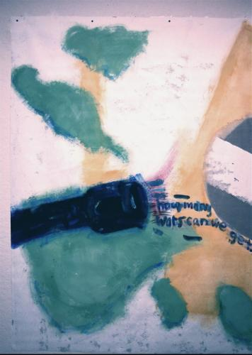 "<div class='artwork-listing'><span class='artwork-listing-artist'><a href=""/users/chuck-hitner"" class=""active"">Chuck Hitner</a></span>, <span class='artwork-listing-title'><a href=""/portfolio/10403/war-finder-3"">war finder 3</a></span>, <span class='artwork-listing-year'>2012</span>, <span class='artwork-listing-materials'>acryl. on fiber window screen</span>, <span class='artwork-listing-dimensions'>5.5 x 4 ft</span></div>"