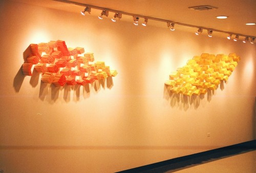 "<div class='artwork-listing'><span class='artwork-listing-artist'><a href=""/users/katsura-okada"" class=""active"">Katsura Okada</a></span>, <span class='artwork-listing-title'><a href=""/portfolio/10544/zest-series-work-installations-view"">""Zest"" with the series work installations view</a></span>, <span class='artwork-listing-year'>2008</span>, <span class='artwork-listing-materials'>Rolled rice paper, etc.</span>, <span class='artwork-listing-dimensions'>Approx. 21 feet wide</span></div>"