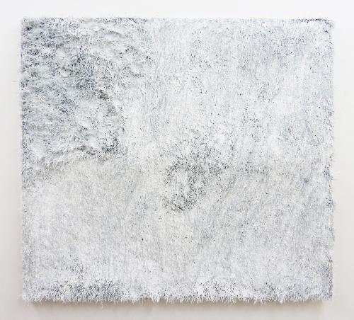 "<div class='artwork-listing'><span class='artwork-listing-artist'><a href=""/users/corydon-cowansage"" class=""active"">Corydon Cowansage</a></span>, <span class='artwork-listing-title'><a href=""/portfolio/10684/untitled-3"">Astroturf #1</a></span>, <span class='artwork-listing-year'>2013</span>, <span class='artwork-listing-materials'>gesso on synthetic grass</span>, <span class='artwork-listing-dimensions'>48 x 54 inches</span></div>"
