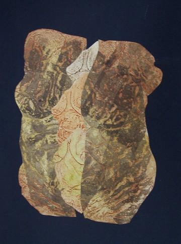 "<div class='artwork-listing'><span class='artwork-listing-artist'><a href=""/users/susan-grabel"" class=""active"">Susan Grabel</a></span>, <span class='artwork-listing-title'><a href=""/portfolio/10749/birthing-venus-bv001"">Birthing Venus [BV001]</a></span>, <span class='artwork-listing-year'>2009</span>, <span class='artwork-listing-materials'>collagraph collage</span>, <span class='artwork-listing-dimensions'>h.19"", w.15""</span></div>"