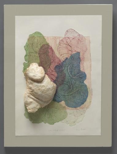 "<div class='artwork-listing'><span class='artwork-listing-artist'><a href=""/users/susan-grabel"" class=""active"">Susan Grabel</a></span>, <span class='artwork-listing-title'><a href=""/portfolio/10749/venus-echoed-vech003"">Venus Echoed [VECH003]</a></span>, <span class='artwork-listing-year'>2006</span>, <span class='artwork-listing-materials'>cast paper and collagraphic prints</span>, <span class='artwork-listing-dimensions'>h.17"", w.11 1/2"", d.2""</span></div>"