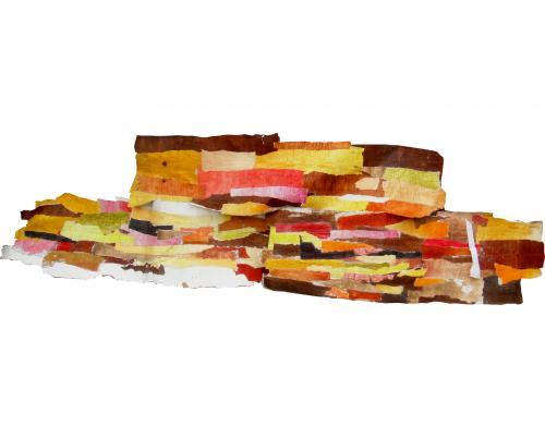 "<div class='artwork-listing'><span class='artwork-listing-artist'><a href=""/users/victoria-udondian"">Victoria Udondian</a></span>, <span class='artwork-listing-title'><a href=""/portfolio/10793/cloth"">Cloth</a></span>, <span class='artwork-listing-year'>2010</span>, <span class='artwork-listing-materials'>hand-made paper, acrylic</span>, <span class='artwork-listing-dimensions'>322cm X213cmX133cm</span></div>"