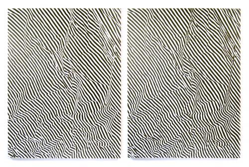 "<div class='artwork-listing'><span class='artwork-listing-artist'><a href=""/users/sean-micka"" class=""active"">Sean Micka</a></span>, <span class='artwork-listing-title'><a href=""/portfolio/10911/untitled-stereoscopic-image-no-3"">Untitled (stereoscopic image No. 3)</a></span>, <span class='artwork-listing-year'>2009</span>, <span class='artwork-listing-materials'>Oil on canvas</span>, <span class='artwork-listing-dimensions'>40"" x 63,"" (2 panels 40"" x 30""</span></div>"