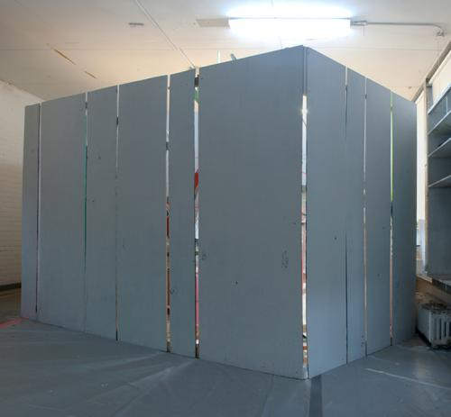 "<div class='artwork-listing'><span class='artwork-listing-artist'><a href=""/users/kristin-cammermeyer"" class=""active"">Kristin Cammermeyer</a></span>, <span class='artwork-listing-title'><a href=""/portfolio/1106/box"">Box</a></span>, <span class='artwork-listing-year'>2011</span>, <span class='artwork-listing-materials'>mixed media installation</span>, <span class='artwork-listing-dimensions'>180"" x 144"" x 60""</span></div>"