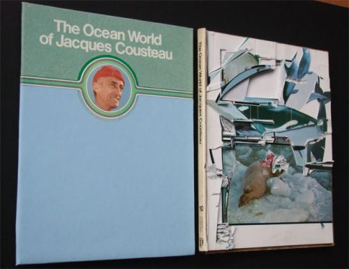 "<div class='artwork-listing'><span class='artwork-listing-artist'><a href=""/users/robert-scobey"" class=""active"">Robert Scobey</a></span>, <span class='artwork-listing-title'><a href=""/portfolio/11090/ocean-world-jaques-cousteau-vol10"">The Ocean World of Jaques Cousteau Vol.10</a></span>, <span class='artwork-listing-year'>2009</span>, <span class='artwork-listing-materials'>Excavated Book</span>, <span class='artwork-listing-dimensions'>17"" x 11"" x 0.5""</span></div>"