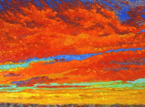 "<div class='artwork-listing'><span class='artwork-listing-artist'><a href=""/users/jeff-ferst"" class=""active"">Jeff Ferst</a></span>, <span class='artwork-listing-title'><a href=""/portfolio/11142/dancing-sunset"">Dancing into the Sunset</a></span>, <span class='artwork-listing-year'>2014</span>, <span class='artwork-listing-materials'>oil on canvas</span>, <span class='artwork-listing-dimensions'>48 x 72 inches</span></div>"