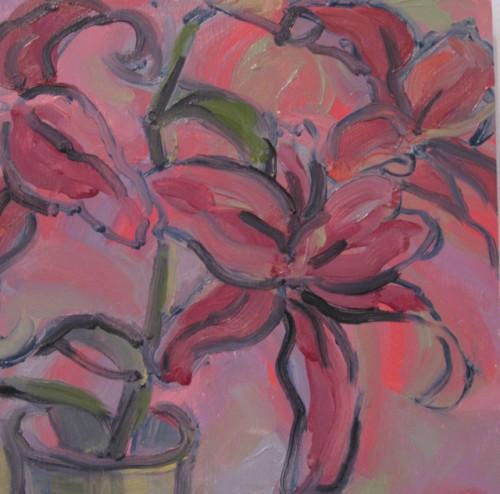 "<div class='artwork-listing'><span class='artwork-listing-artist'><a href=""/users/petey-brown"" class=""active"">petey brown</a></span>, <span class='artwork-listing-title'><a href=""/portfolio/11560/red-lilies"">red lilies</a></span>, <span class='artwork-listing-year'>2010</span>, <span class='artwork-listing-materials'>oil on panel</span>, <span class='artwork-listing-dimensions'>12x12""</span></div>"