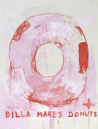 "<div class='artwork-listing'><span class='artwork-listing-artist'><a href=""/users/jonathan-martin"" class=""active"">Jonathan Martin</a></span>, <span class='artwork-listing-title'><a href=""/portfolio/11659/dilla-makes-donuts-j-dilla"">Dilla makes Donuts - for J Dilla</a></span>, <span class='artwork-listing-year'>2011</span>, <span class='artwork-listing-materials'>Tempera on paper</span>, <span class='artwork-listing-dimensions'>43 x 60 cm</span></div>"