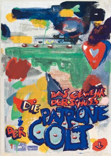 """<div class='artwork-listing'><span class='artwork-listing-artist'><a href=""""/users/borai-kahne-ateliers"""" class=""""active"""">Borai - Kahne Ateliers</a></span>, <span class='artwork-listing-title'><a href=""""/portfolio/12024/das-%C3%BCberholman%C3%B6ver-des-terroristen-%E2%80%A2-01-%E2%80%A2-12aug"""">Das Überholmanöver des Terroristen • 01 • 12.Aug</a></span>, <span class='artwork-listing-year'>2001</span>, <span class='artwork-listing-materials'>Acrylic on newspaper</span>, <span class='artwork-listing-dimensions'>15.75""""x 22.44""""</span></div>"""