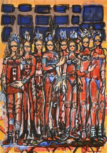 "<div class='artwork-listing'><span class='artwork-listing-artist'><a href=""/users/borai-kahne-ateliers"" class=""active"">Borai - Kahne Ateliers</a></span>, <span class='artwork-listing-title'><a href=""/portfolio/12024/dance-girlis"">Dance girlis</a></span>, <span class='artwork-listing-year'>2012</span>, <span class='artwork-listing-materials'>Acrylic on newspaper</span>, <span class='artwork-listing-dimensions'>22.36"" x 15.67""</span></div>"