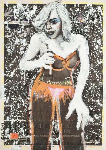 "<div class='artwork-listing'><span class='artwork-listing-artist'><a href=""/users/borai-kahne-ateliers"" class=""active"">Borai - Kahne Ateliers</a></span>, <span class='artwork-listing-title'><a href=""/portfolio/12024/lolita-madonna"">Lolita Madonna</a></span>, <span class='artwork-listing-year'>2012</span>, <span class='artwork-listing-materials'>Acrylic on newspaper</span>, <span class='artwork-listing-dimensions'>22.36"" x 15.67""</span></div>"