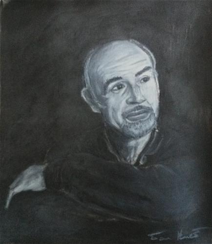"<div class='artwork-listing'><span class='artwork-listing-artist'><a href=""/users/dean-herrett"">Dean Herrett</a></span>, <span class='artwork-listing-title'><a href=""/portfolio/12159/sean-connery"">Sean Connery</a></span>, <span class='artwork-listing-year'>2011</span>, <span class='artwork-listing-materials'>Charcoal on Paper</span></div>"