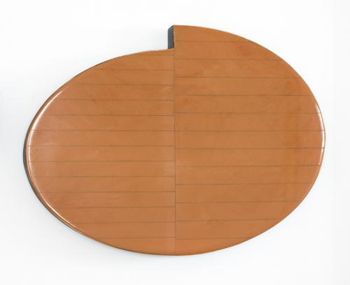 "<div class='artwork-listing'><span class='artwork-listing-artist'><a href=""/users/sam-duket"" class=""active"">Sam Duket</a></span>, <span class='artwork-listing-title'><a href=""/portfolio/12461/orange-ellipse"">""Orange Ellipse""</a></span>, <span class='artwork-listing-year'>2010</span>, <span class='artwork-listing-materials'>Epoxy on Wood</span>, <span class='artwork-listing-dimensions'>24"" x 18"" x 4""</span></div>"