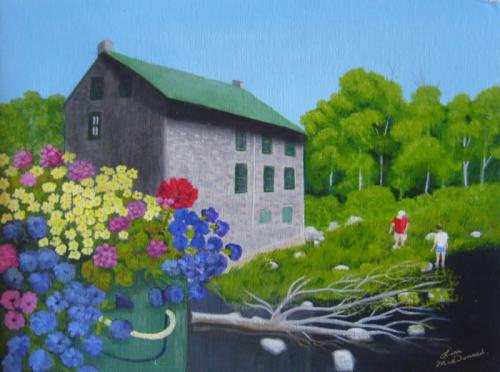 "<div class='artwork-listing'><span class='artwork-listing-artist'><a href=""/users/lisa-macdonald"" class=""active"">Lisa MacDonald</a></span>, <span class='artwork-listing-title'><a href=""/portfolio/12472/martintown-mill-martintown-ontario-canada"">Martintown Mill, Martintown, Ontario, Canada</a></span>, <span class='artwork-listing-year'>2011</span>, <span class='artwork-listing-materials'>Acrylic on Canvas</span>, <span class='artwork-listing-dimensions'>16"" wide x 12"" tall</span></div>"