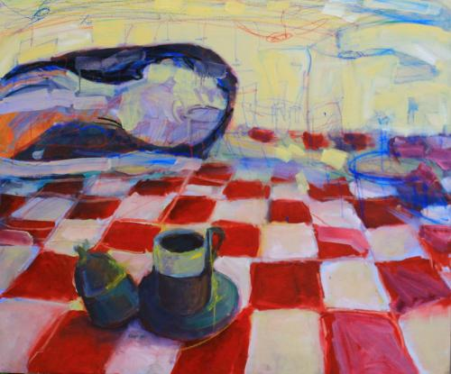 "<div class='artwork-listing'><span class='artwork-listing-artist'><a href=""/users/fariha-nasir-hassaan"" class=""active"">Fariha Nasir Hassaan</a></span>, <span class='artwork-listing-title'><a href=""/portfolio/12536/x-turkish-coffee-and-sleep"">X, Turkish Coffee, and Sleep</a></span>, <span class='artwork-listing-year'>2011</span>, <span class='artwork-listing-materials'>Oil on canvas</span>, <span class='artwork-listing-dimensions'>18""X36""</span></div>"