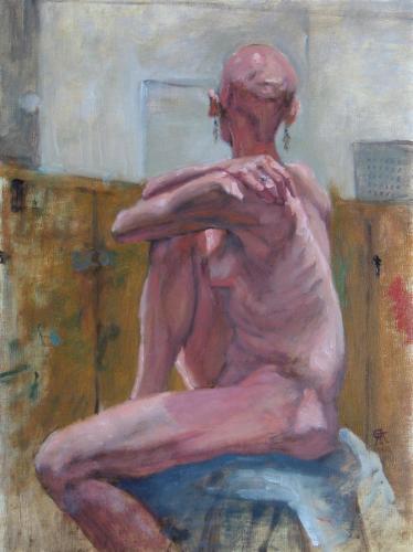 "<div class='artwork-listing'><span class='artwork-listing-artist'><a href=""/users/rory-alan-maclean"" class=""active"">Rory Alan MacLean</a></span>, <span class='artwork-listing-title'><a href=""/portfolio/12537/woman-earrings"">Woman with Earrings</a></span>, <span class='artwork-listing-year'>2012</span>, <span class='artwork-listing-materials'>Oil on linen paper</span>, <span class='artwork-listing-dimensions'>16"" x 12""</span></div>"