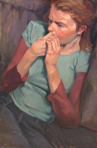 "<div class='artwork-listing'><span class='artwork-listing-artist'><a href=""/users/rory-alan-maclean"" class=""active"">Rory Alan MacLean</a></span>, <span class='artwork-listing-title'><a href=""/portfolio/12537/pause-one"">Pause One</a></span>, <span class='artwork-listing-materials'>Oil on canvas</span>, <span class='artwork-listing-dimensions'>36"" x 24""</span></div>"
