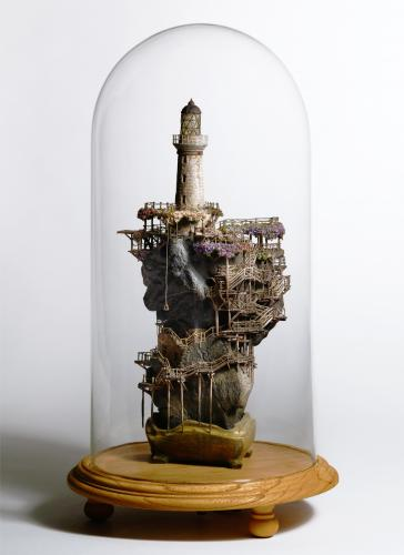 "<div class='artwork-listing'><span class='artwork-listing-artist'><a href=""/users/takanori-aiba"" class=""active"">Takanori Aiba</a></span>, <span class='artwork-listing-title'><a href=""/portfolio/12587/lighthouse-b"">The Lighthouse-B</a></span>, <span class='artwork-listing-year'>2008</span>, <span class='artwork-listing-materials'>Chinese Suiseki with Mixed Media, Glass</span>, <span class='artwork-listing-dimensions'>φ:7.8""x14.5""</span></div>"