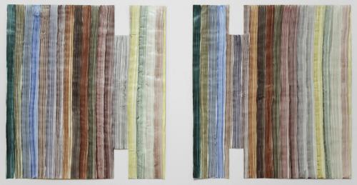 "<div class='artwork-listing'><span class='artwork-listing-artist'><a href=""/users/kristen-rego"" class=""active"">Kristen Rego</a></span>, <span class='artwork-listing-title'><a href=""/portfolio/12602/untitled"">Untitled</a></span>, <span class='artwork-listing-year'>2011</span>, <span class='artwork-listing-materials'>Acrylic and ink on paper</span>, <span class='artwork-listing-dimensions'>23.75"" x 21"" each</span></div>"