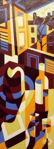 "<div class='artwork-listing'><span class='artwork-listing-artist'><a href=""/users/joseph-burchfield"" class=""active"">Joseph Burchfield</a></span>, <span class='artwork-listing-title'><a href=""/portfolio/12674/window-still-life"">Window & Still life</a></span>, <span class='artwork-listing-year'>2014</span>, <span class='artwork-listing-materials'>Oil on linen</span>, <span class='artwork-listing-dimensions'>48"" x 18""</span></div>"