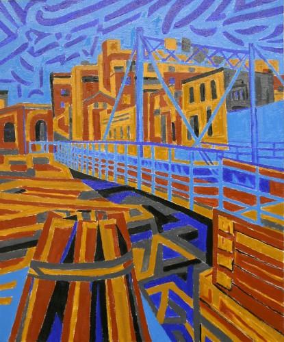 "<div class='artwork-listing'><span class='artwork-listing-artist'><a href=""/users/joseph-burchfield"" class=""active"">Joseph Burchfield</a></span>, <span class='artwork-listing-title'><a href=""/portfolio/12674/carroll-street-bridge"">Carroll Street Bridge</a></span>, <span class='artwork-listing-year'>2012</span>, <span class='artwork-listing-materials'>Oil on canvas</span>, <span class='artwork-listing-dimensions'>24"" x 20""</span></div>"