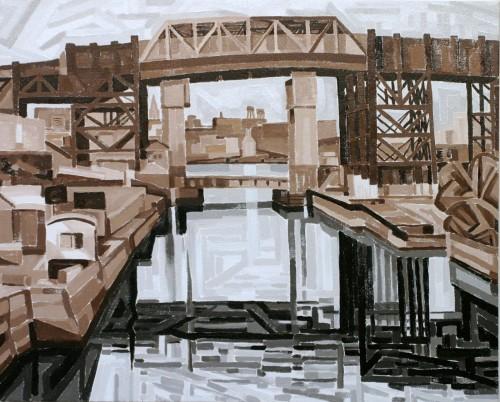 "<div class='artwork-listing'><span class='artwork-listing-artist'><a href=""/users/joseph-burchfield"" class=""active"">Joseph Burchfield</a></span>, <span class='artwork-listing-title'><a href=""/portfolio/12674/culver-viaduct"">Culver Viaduct </a></span>, <span class='artwork-listing-year'>2012</span>, <span class='artwork-listing-materials'>Oil on canvas</span>, <span class='artwork-listing-dimensions'>24"" x 30""</span></div>"
