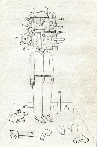 "<div class='artwork-listing'><span class='artwork-listing-artist'><a href=""/users/david-tallitsch"" class=""active"">David Tallitsch</a></span>, <span class='artwork-listing-title'><a href=""/portfolio/12689/big-headed-figure-fallen-objects"">Big-Headed Figure with Fallen Objects</a></span>, <span class='artwork-listing-year'>2010</span>, <span class='artwork-listing-materials'>Graphite on paper</span>, <span class='artwork-listing-dimensions'>10 1/2"" x 7""</span></div>"