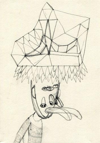 "<div class='artwork-listing'><span class='artwork-listing-artist'><a href=""/users/david-tallitsch"" class=""active"">David Tallitsch</a></span>, <span class='artwork-listing-title'><a href=""/portfolio/12689/figure-poncho"">Figure with Poncho</a></span>, <span class='artwork-listing-year'>2010</span>, <span class='artwork-listing-materials'>Graphite on paper</span>, <span class='artwork-listing-dimensions'>5 3/4"" x 4""</span></div>"
