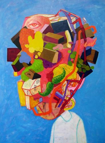 "<div class='artwork-listing'><span class='artwork-listing-artist'><a href=""/users/david-tallitsch"" class=""active"">David Tallitsch</a></span>, <span class='artwork-listing-title'><a href=""/portfolio/12689/bobblehead"">Bobblehead</a></span>, <span class='artwork-listing-year'>2011</span>, <span class='artwork-listing-materials'>Oil on canvas</span>, <span class='artwork-listing-dimensions'>40"" x 30""</span></div>"