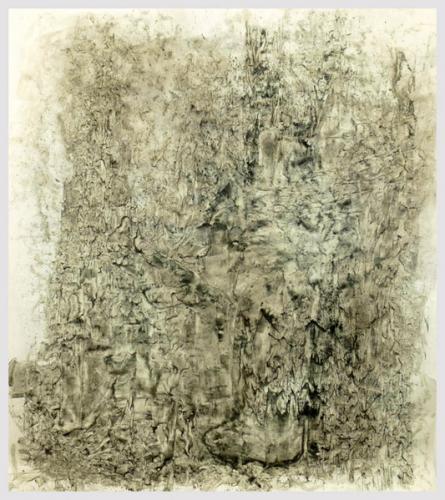 "<div class='artwork-listing'><span class='artwork-listing-artist'><a href=""/users/laura-petrovich-cheney"" class=""active"">Laura Petrovich-Cheney</a></span>, <span class='artwork-listing-title'><a href=""/portfolio/13106/burren"">Burren</a></span>, <span class='artwork-listing-year'>2010</span>, <span class='artwork-listing-materials'>rain water, ink, charcoal</span>, <span class='artwork-listing-dimensions'>42"" x 78""</span></div>"