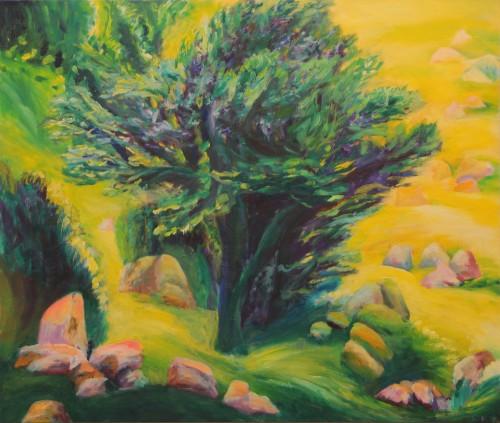 "<div class='artwork-listing'><span class='artwork-listing-artist'><a href=""/users/richard-kreznar"" class=""active"">Richard Kreznar</a></span>, <span class='artwork-listing-title'><a href=""/portfolio/13277/purple-tree"">Purple Tree</a></span>, <span class='artwork-listing-year'>2016</span>, <span class='artwork-listing-materials'>oil on Masonite</span>, <span class='artwork-listing-dimensions'>22 1/2"" x 26 3/8""</span></div>"