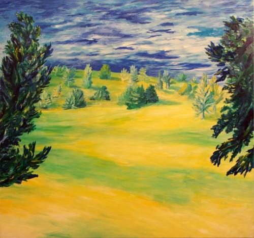 "<div class='artwork-listing'><span class='artwork-listing-artist'><a href=""/users/richard-kreznar"" class=""active"">Richard Kreznar</a></span>, <span class='artwork-listing-title'><a href=""/portfolio/13277/yellow-2-trees"">Yellow With 2 Trees</a></span>, <span class='artwork-listing-year'>2016</span>, <span class='artwork-listing-materials'>oil on masonite</span>, <span class='artwork-listing-dimensions'>47 3/4"" x 51 1/8""</span></div>"