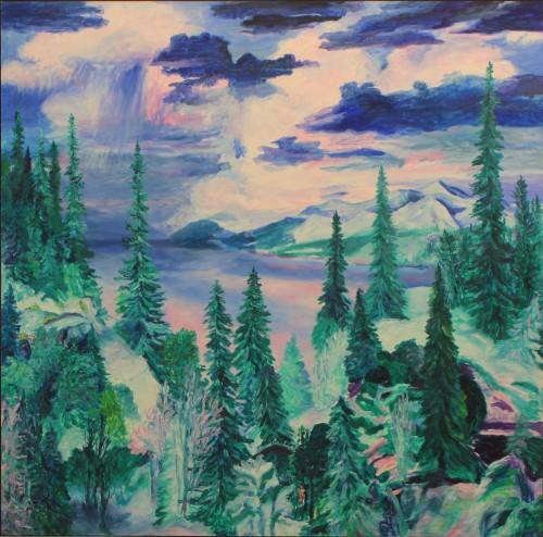 "<div class='artwork-listing'><span class='artwork-listing-artist'><a href=""/users/richard-kreznar"" class=""active"">Richard Kreznar</a></span>, <span class='artwork-listing-title'><a href=""/portfolio/13277/yukon"">Yukon</a></span>, <span class='artwork-listing-year'>2012</span>, <span class='artwork-listing-materials'>oil on masonite</span>, <span class='artwork-listing-dimensions'>46"" x 47""</span></div>"