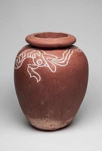 "<div class='artwork-listing'><span class='artwork-listing-artist'><a href=""/users/doric-t-jemison-ball-ll"" class=""active"">Doric T. Jemison-Ball ll</a></span>, <span class='artwork-listing-title'><a href=""/portfolio/13635/cahokia-world-snake"">Cahokia World Snake</a></span>, <span class='artwork-listing-year'>2013</span>, <span class='artwork-listing-materials'>Ceramic.</span>, <span class='artwork-listing-dimensions'>18""x12""x12""</span></div>"