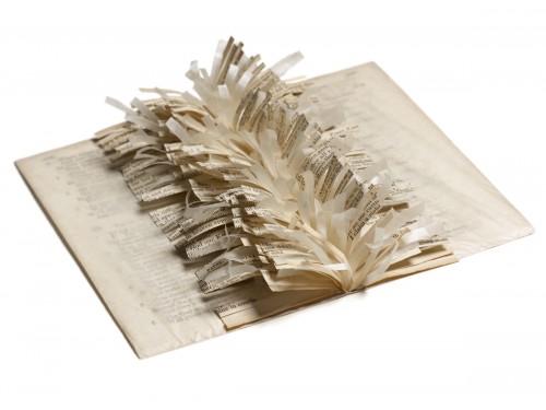 "<div class='artwork-listing'><span class='artwork-listing-artist'><a href=""/users/carole-p-kunstadt"" class=""active"">Carole P. Kunstadt</a></span>, <span class='artwork-listing-title'><a href=""/portfolio/13864/sacred-poem-xxiii"">Sacred Poem XXIII</a></span>, <span class='artwork-listing-year'>2006</span>, <span class='artwork-listing-materials'>gampi tissue, paper: pages from Parish Psalmody dated 1844</span>, <span class='artwork-listing-dimensions'>6 x 7.75 x 1.75</span></div>"