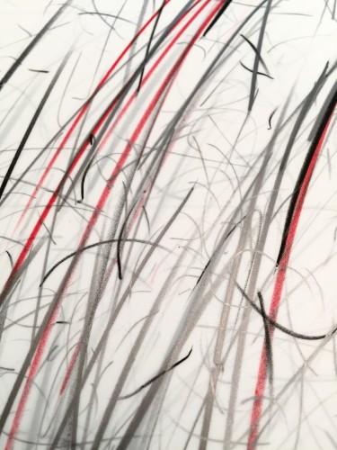 "<div class='artwork-listing'><span class='artwork-listing-artist'><a href=""/users/carole-p-kunstadt"" class=""active"">Carole P. Kunstadt</a></span>, <span class='artwork-listing-title'><a href=""/portfolio/13864/markings-no-64-detail"">Markings No. 64, detail</a></span>, <span class='artwork-listing-year'>2016</span>, <span class='artwork-listing-materials'>graphite, colored pencil on double layer mylar</span>, <span class='artwork-listing-dimensions'>27 x 36</span></div>"