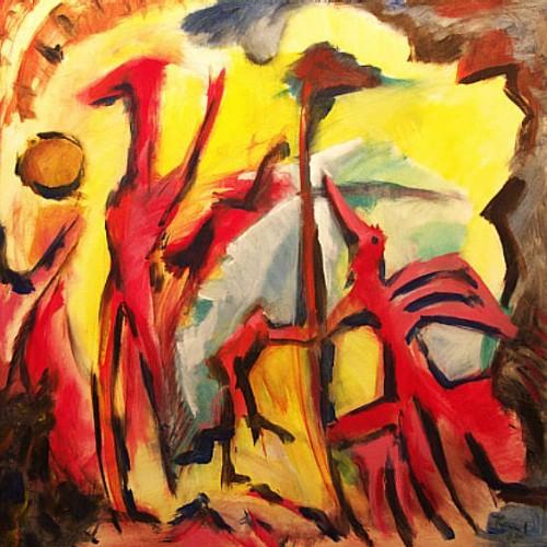 "<div class='artwork-listing'><span class='artwork-listing-artist'><a href=""/users/karl-kaul"" class=""active"">Karl Kaul</a></span>, <span class='artwork-listing-title'><a href=""/portfolio/14609/firebird"">Firebird</a></span>, <span class='artwork-listing-year'>2005</span>, <span class='artwork-listing-materials'>Acrylic on canvas</span>, <span class='artwork-listing-dimensions'>100 x 100 cm</span></div>"