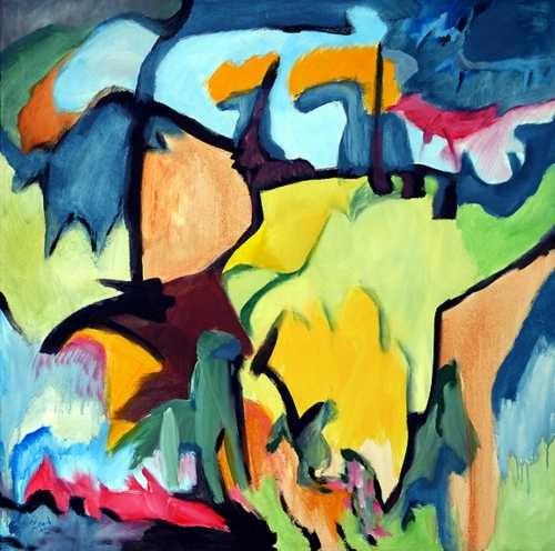 "<div class='artwork-listing'><span class='artwork-listing-artist'><a href=""/users/karl-kaul"" class=""active"">Karl Kaul</a></span>, <span class='artwork-listing-title'><a href=""/portfolio/14609/playground"">Playground</a></span>, <span class='artwork-listing-year'>2012</span>, <span class='artwork-listing-materials'>Acrylic on canvas</span>, <span class='artwork-listing-dimensions'>100x100cm</span></div>"