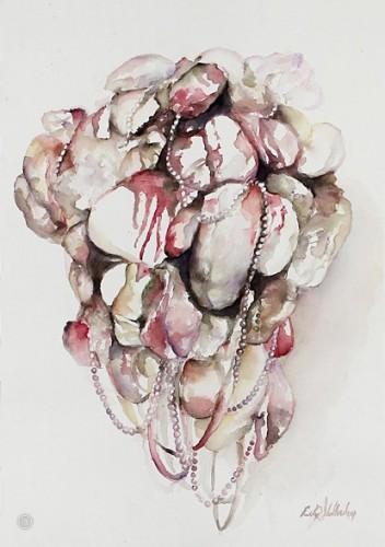 "<div class='artwork-listing'><span class='artwork-listing-artist'><a href=""/users/emily-schnellbacher"" class=""active"">Emily Schnellbacher</a></span>, <span class='artwork-listing-title'><a href=""/portfolio/15052/bride"">The Bride</a></span>, <span class='artwork-listing-year'>2013</span>, <span class='artwork-listing-materials'>Watercolor on Paper</span>, <span class='artwork-listing-dimensions'>14""x20""</span></div>"