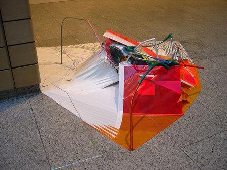 "<div class='artwork-listing'><span class='artwork-listing-artist'><a href=""/users/katie-l-hinton"" class=""active"">Katie L Hinton</a></span>, <span class='artwork-listing-title'><a href=""/portfolio/1641/iiiidetail"">IIII:::///////(detail)</a></span>, <span class='artwork-listing-year'>2008</span>, <span class='artwork-listing-materials'>acrylic, tape, plexi-glass, conduit, foam</span>, <span class='artwork-listing-dimensions'>variable</span></div>"
