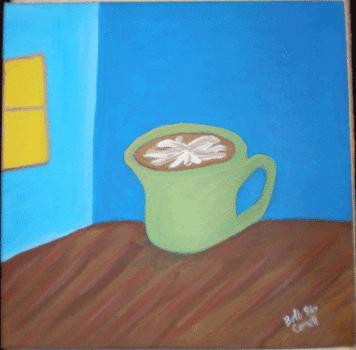 "<div class='artwork-listing'><span class='artwork-listing-artist'><a href=""/users/beth-cornell"" class=""active"">Beth A Cornell</a></span>, <span class='artwork-listing-title'><a href=""/portfolio/2175/cafe-meditation"">Cafe Meditation</a></span>, <span class='artwork-listing-year'>2008</span>, <span class='artwork-listing-materials'>gallery wrapped (2 in) canvas, acrylics</span>, <span class='artwork-listing-dimensions'>12x12</span></div>"
