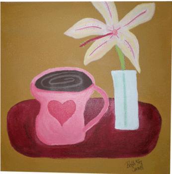 "<div class='artwork-listing'><span class='artwork-listing-artist'><a href=""/users/beth-cornell"" class=""active"">Beth A Cornell</a></span>, <span class='artwork-listing-title'><a href=""/portfolio/2175/flower-cup"">Flower Cup</a></span>, <span class='artwork-listing-year'>2008</span>, <span class='artwork-listing-materials'>gallery wrapped (2 in) canvas, acrylics</span>, <span class='artwork-listing-dimensions'>12x12</span></div>"