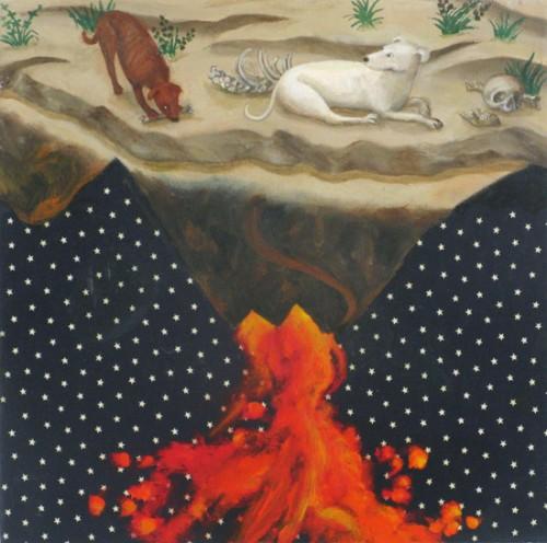 "<div class='artwork-listing'><span class='artwork-listing-artist'><a href=""/users/chieko-inayama"" class=""active"">Chieko Inayama</a></span>, <span class='artwork-listing-title'><a href=""/portfolio/2240/fire-dogs-2"">Fire Dogs 2</a></span>, <span class='artwork-listing-year'>2011</span>, <span class='artwork-listing-materials'>Oil on canvas</span>, <span class='artwork-listing-dimensions'>12"" x12""</span></div>"