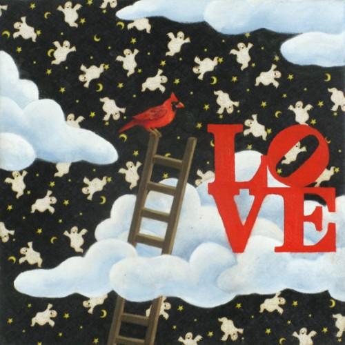 "<div class='artwork-listing'><span class='artwork-listing-artist'><a href=""/users/chieko-inayama"" class=""active"">Chieko Inayama</a></span>, <span class='artwork-listing-title'><a href=""/portfolio/2240/love-bird"">Love Bird</a></span>, <span class='artwork-listing-year'>2012</span>, <span class='artwork-listing-materials'>Oil on printed fabric</span>, <span class='artwork-listing-dimensions'>12"" x 12""</span></div>"