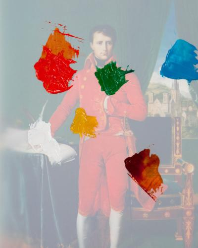 "<div class='artwork-listing'><span class='artwork-listing-artist'><a href=""/users/brea-souders"" class=""active"">Brea Souders</a></span>, <span class='artwork-listing-title'><a href=""/portfolio/35/colors-napoleon-modern-pigments"">Colors of Napoleon With Modern Pigments</a></span>, <span class='artwork-listing-year'>2010</span>, <span class='artwork-listing-materials'>C Print</span>, <span class='artwork-listing-dimensions'>variable</span></div>"