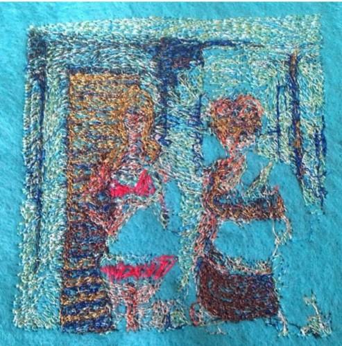 "<div class='artwork-listing'><span class='artwork-listing-artist'><a href=""/users/bonnie-j-macallister"" class=""active"">Bonnie J MacAllister</a></span>, <span class='artwork-listing-title'><a href=""/portfolio/3636/jersey-shore-1960"">Jersey Shore 1960</a></span>, <span class='artwork-listing-year'>2014</span>, <span class='artwork-listing-materials'>Embroidery on handmade felt </span>, <span class='artwork-listing-dimensions'>10"" x 10""</span></div>"
