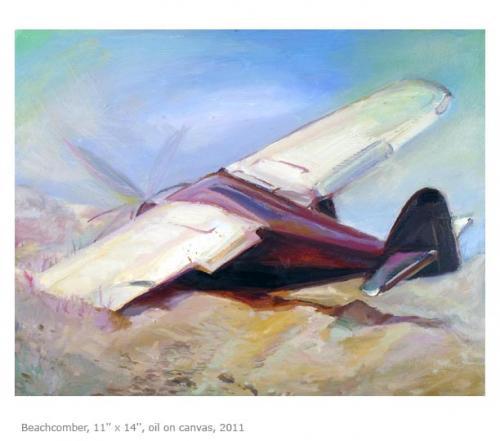 """<div class='artwork-listing'><span class='artwork-listing-artist'><a href=""""/users/anna-souvorov"""" class=""""active"""">Anna Souvorov</a></span>, <span class='artwork-listing-title'><a href=""""/portfolio/382/beachcomber"""">Beachcomber</a></span>, <span class='artwork-listing-year'>2011</span>, <span class='artwork-listing-materials'>oil on canvas</span>, <span class='artwork-listing-dimensions'>11'' x 14''</span></div>"""